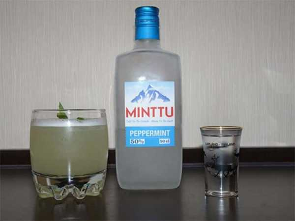 Minttu peppermint | root of cocktail's